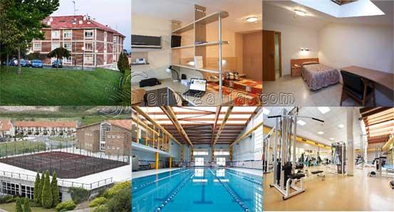 Residencia universitaria rialta residencia de for Residencia para universitarios
